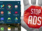 Menghilangkan Pop Up Iklan di Android